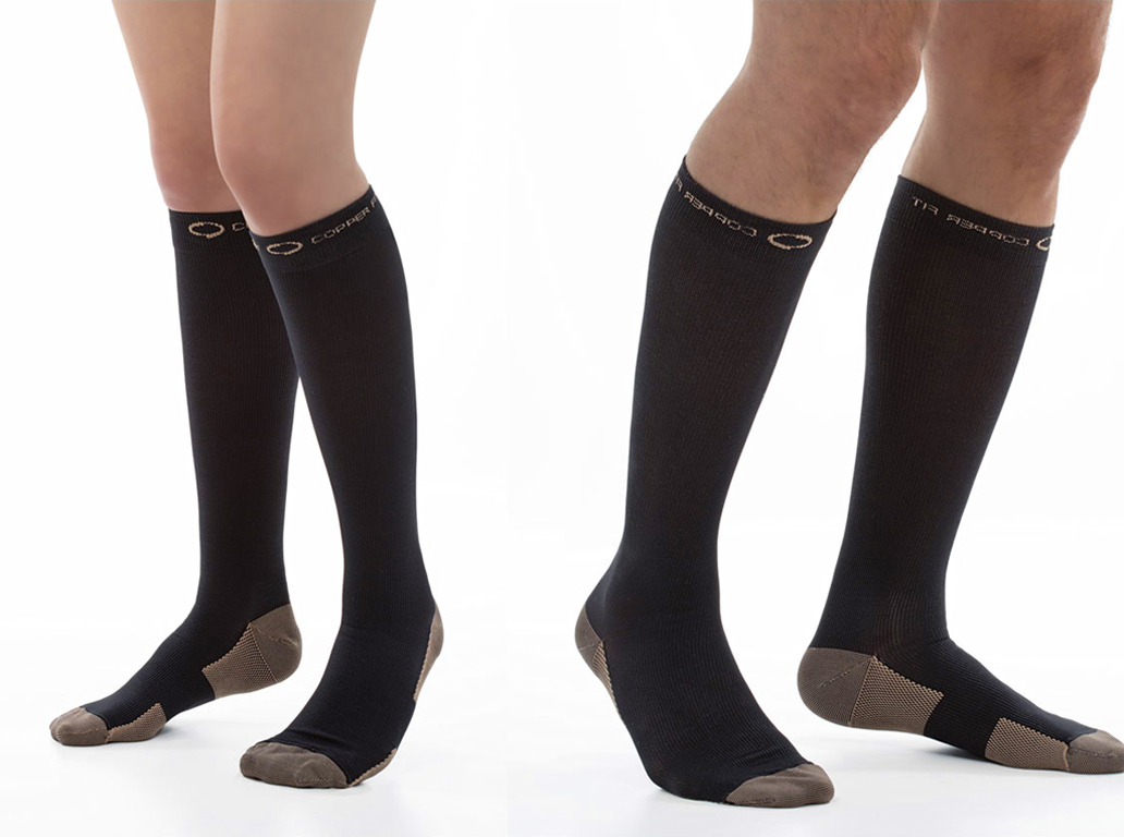 Copper Fit Compression Socks In Review